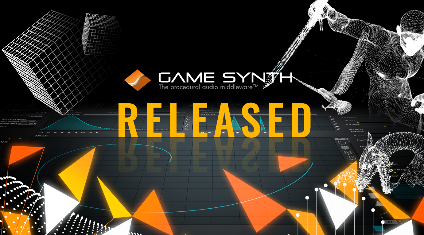 GameSynth_Released