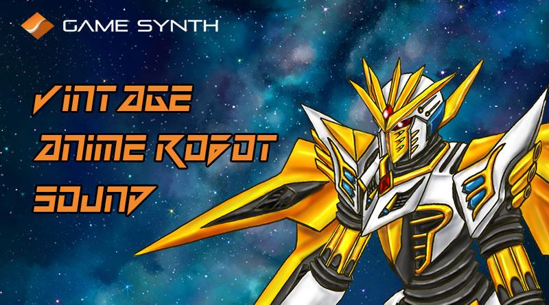 20200720-Vintage Robot Anime