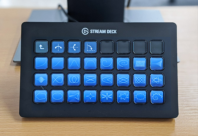 Streamdeck only2