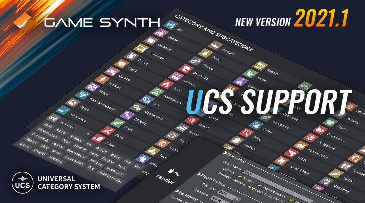 20200219_Gamesynth2020.1_UCS_Support